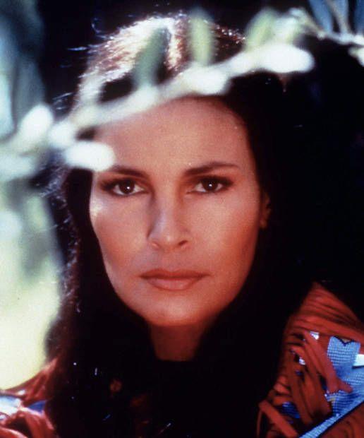 Raquel Welch in The Legend Of Walks Far Woman 1982