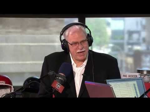 ▶ Phil Jackson on The Dan Patrick Show (Part II) 5/21/13 - YouTube