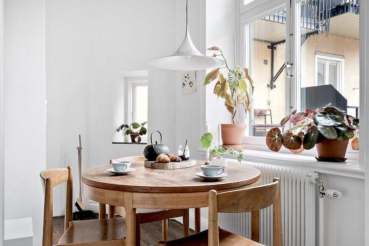 my scandinavian home: Bright and Beautiful Scandinavian Apartment
