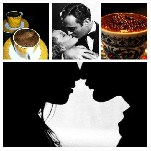 Kahve aşk gibidir her ne kadar sabır ve özen gösterirsen tadı o kadar güzel olur…  Elif Şafak  ..