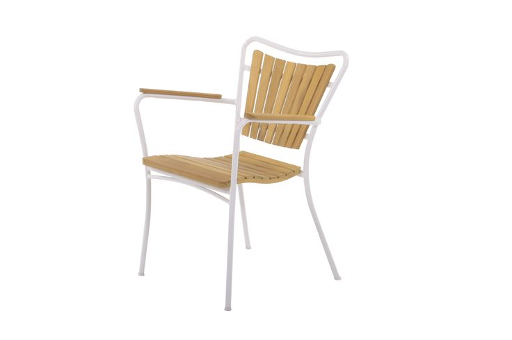 Marguerit stackable chair.  - design by Mandalay, Denmark