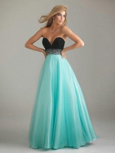 Maravillosos vestidos de graduación | Colección 2014