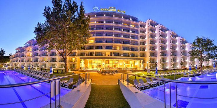 Sezon 2017 - Hotel Paradise Blue 5* - Albena