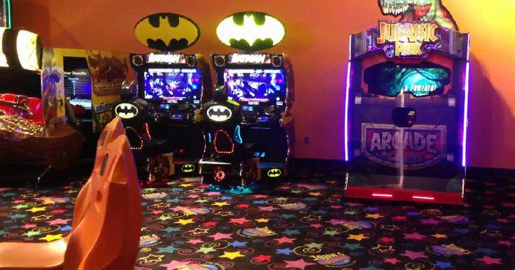 10 jogos de Arcade na Strip em Las Vegas #viagem #lasvegas #vegas