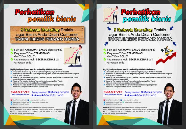 `Brosur seminar motivasi