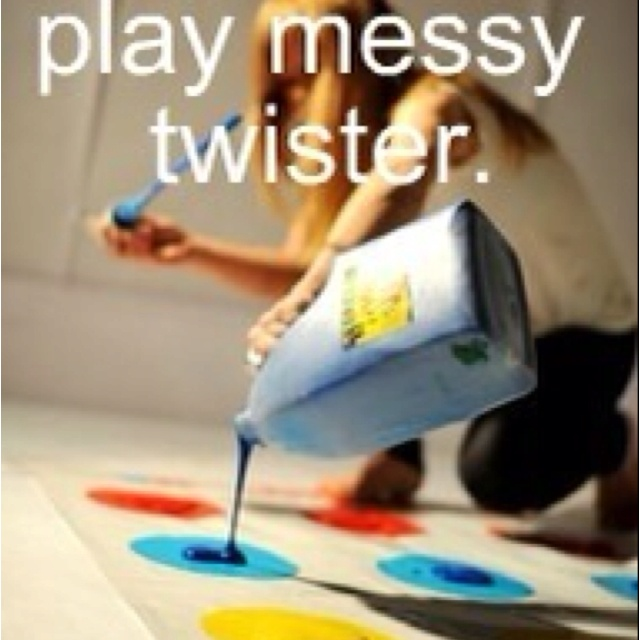 fake chrome hearts Messy Twister   Bucket List