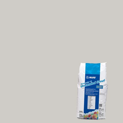 Mapei Keracolor Unsanded Grout 10 lb. Bag - Frost