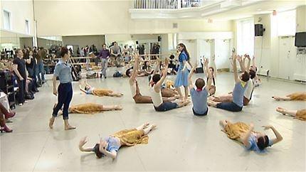 Alberta Ballet shows off k.d. lang inspired Balletlujah!