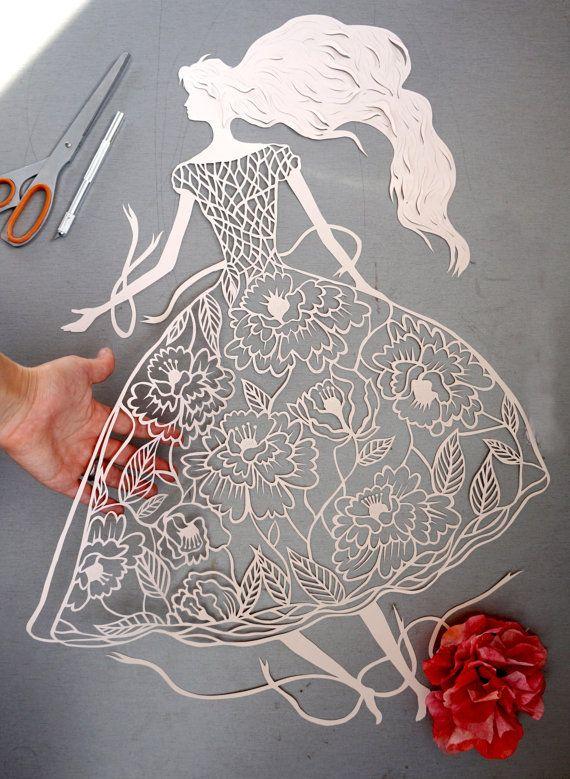 Best 25+ Paper cut outs ideas on Pinterest | Paper cut out art ...