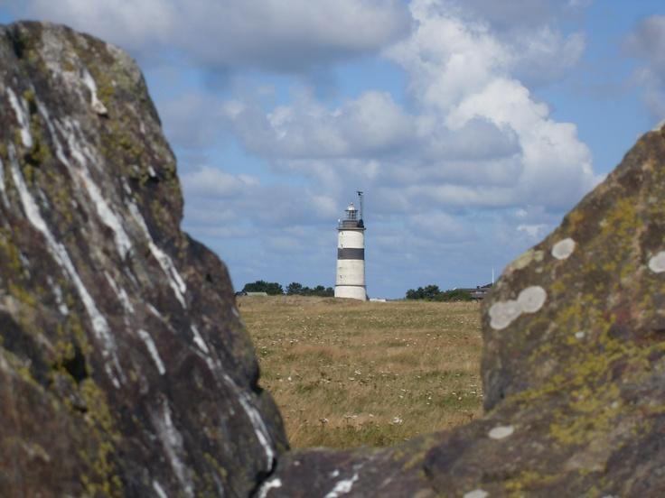 Lighthouse Morups Tånge Sweden