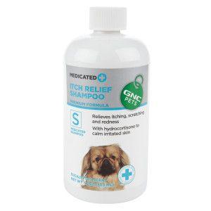 GNC Pets Itch Relief Medicated Dog Shampoo | Shampoo & Conditioner | PetSmart