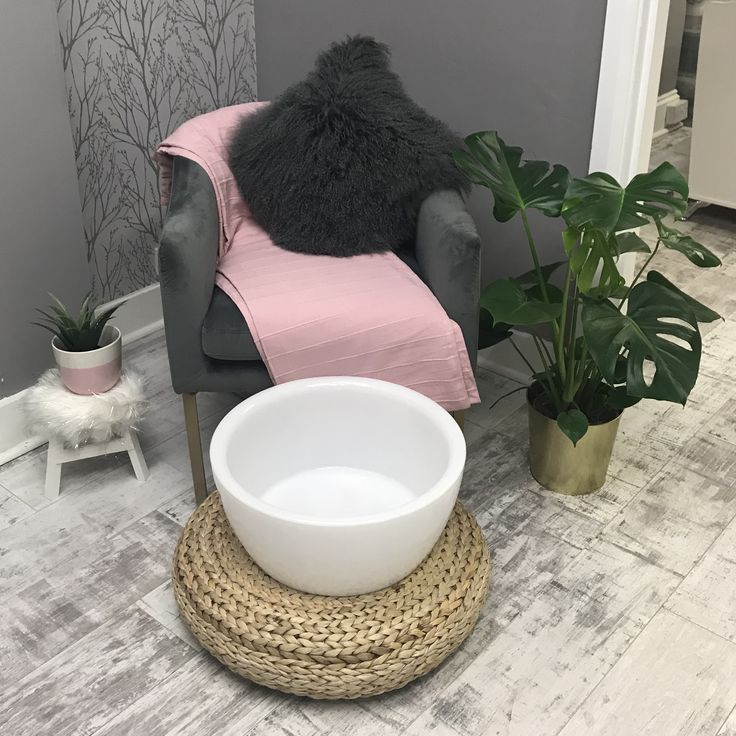 Salon pedicure station ❤️