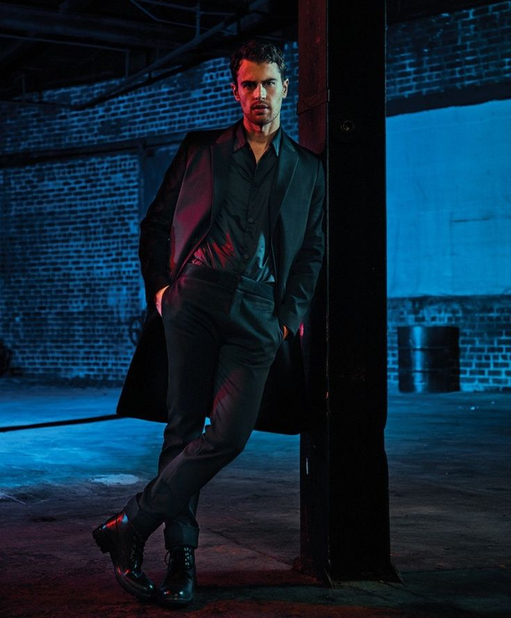 Theo James 2016 Photo Shoot Essential Homme 001 800x967 Theo James Covers Essential Homme, Talks Allegiant