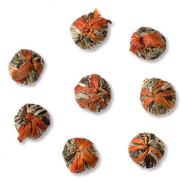 Orange Flavor Blooming Tea //Price: $19.99 & FREE Shipping //     #Home #TeaLeaves #Aroma #Tea #Tealife #ChinaTea #Oolong #Tealeaf #Teabusiness #LoseWeight #Relax #TeaSmarter