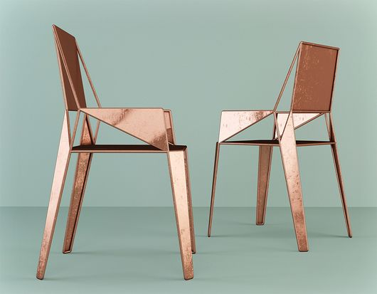 Mid-Century Seating Pieces and Contemporary Rivals
