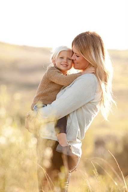 lighting/mother-child photo