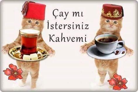 Çay mi istersiniz Kahve mi?