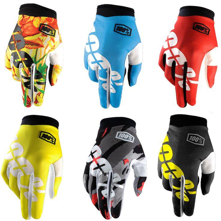 Aliexpress.com: Comprar SADX 100% full finger hombres mujeres iTrack motocross guantes para bicicleta ciclismo guantes guantes de moto TLD por ciento funcionan guantes de cycling gloves fiable proveedores en 100% gloves Store
