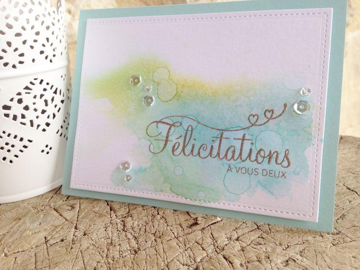 carte félicitation mariage : Cartes par pirouette