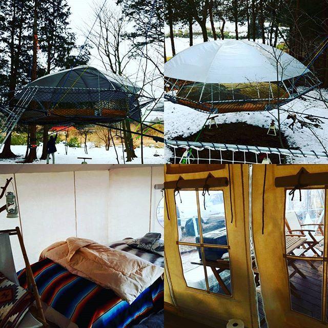 【f.d.jeter】さんのInstagramをピンしています。 《ツリーハウス那須塩原展示場 DomUp  #アウトドア #ツリーハウス #森 #那須#那須高原 #栃木県 #体験 #展示場#ベルギー #ドムアップ#宿泊 #素敵 #おしゃれ #パーティー#japan#nasu#nasusiobara》