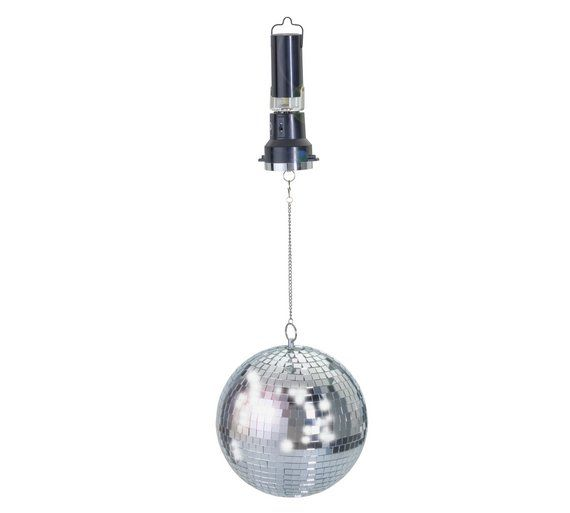 Buy Hanging Disco Ball with LED Lights at Argos.co.uk - Your Online Shop for Novelty lighting, Home and garden gifts, Gifts.