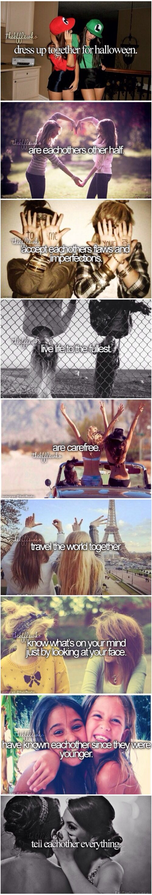 Best things bout best friends (: