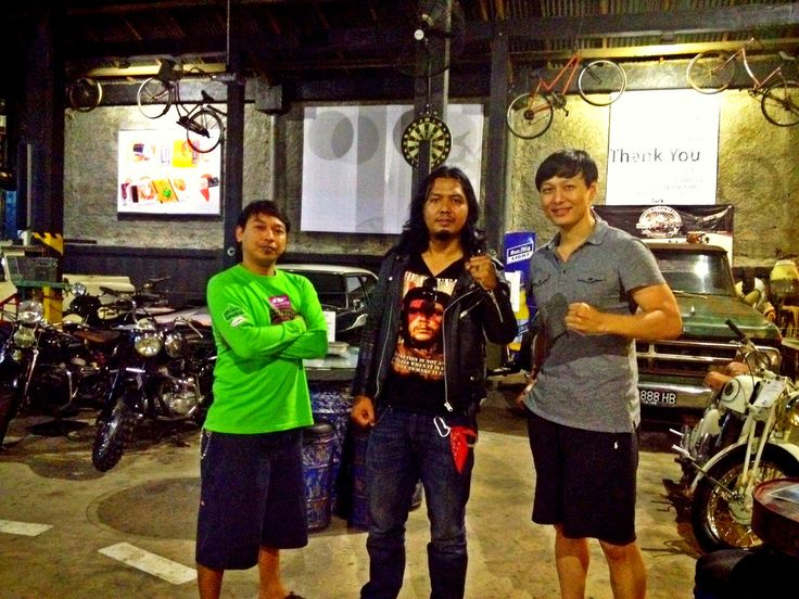 with berkeley friend Hong jun park
