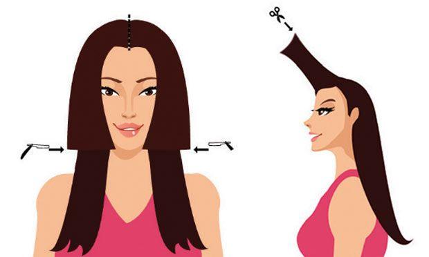 cabelo isis valverde