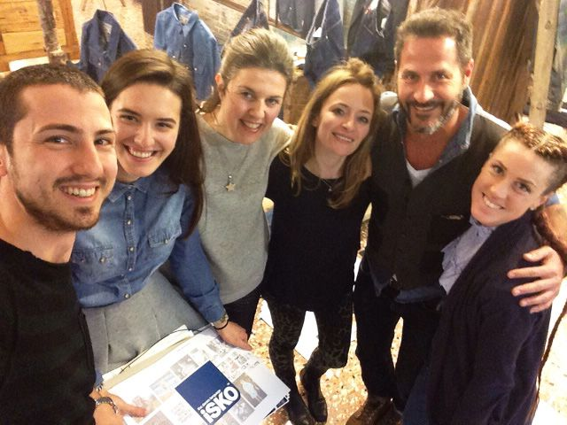 The shortlist of the Denim Design Award for the European students is ready!!!