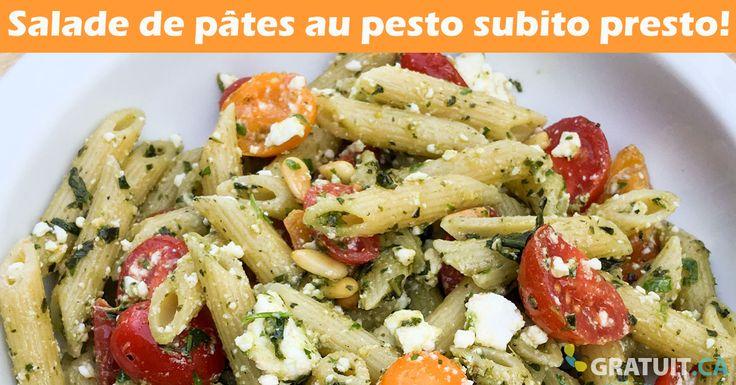 Cette simple recette prête en un tour de main est parfaite pour un repas partage ou pour un lunch avec les amies. Servir avec un pain à l'ail et un verre de vin blanc