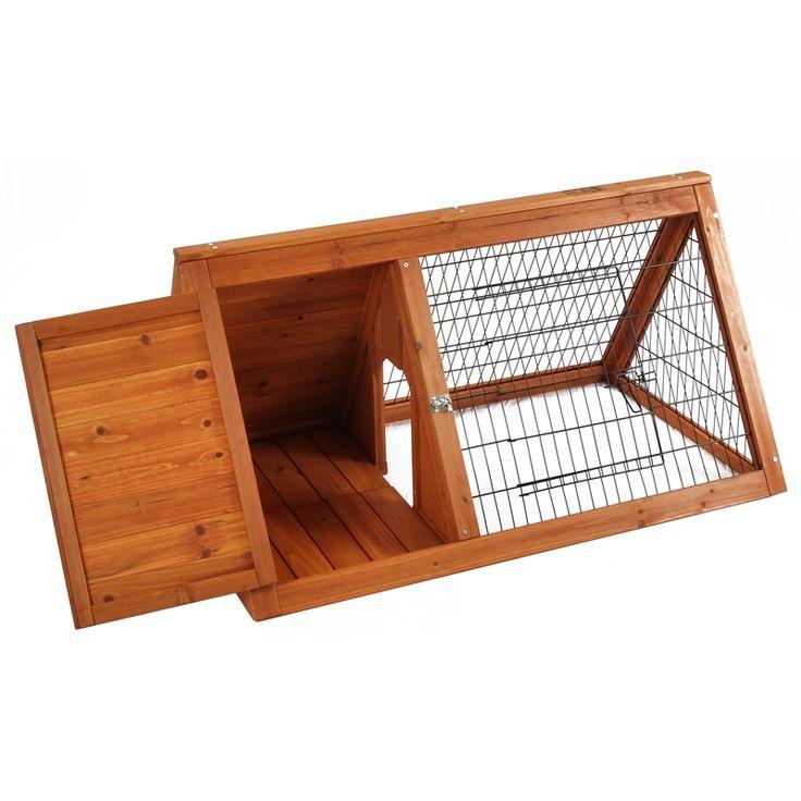 Qiq Fix 1100 x 525 x 620mm Pet Lodge Animal Enclosure