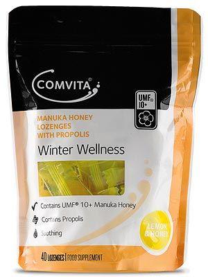 Manuka Honey Lozenges - Comvita - 40s | Shop New Zealand NZ$ 21.90