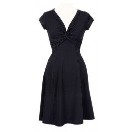 Ecouture by Lund - Butterfly dress - kjole i øko bomuld