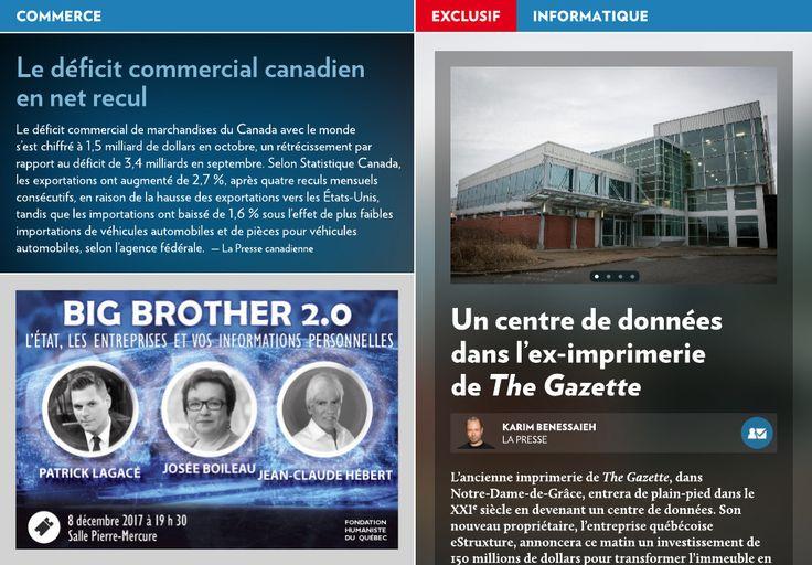 L'ex-imprimerie de «TheGazette» semodernise - La Presse+