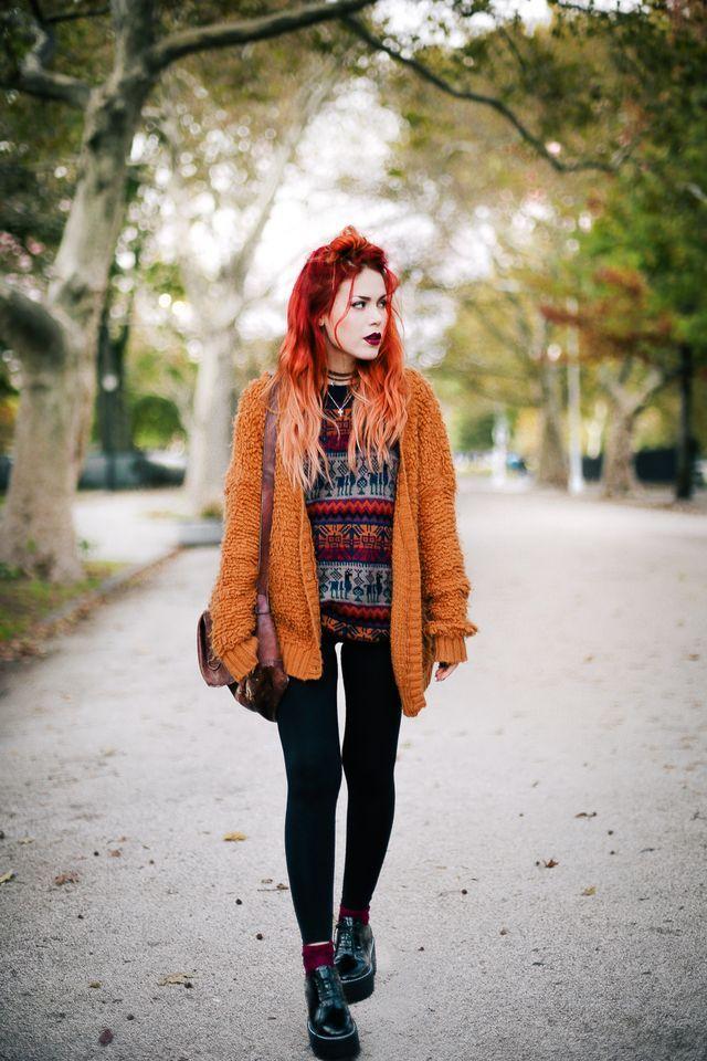 821 best Grunge Fashion images on Pinterest | My style ...