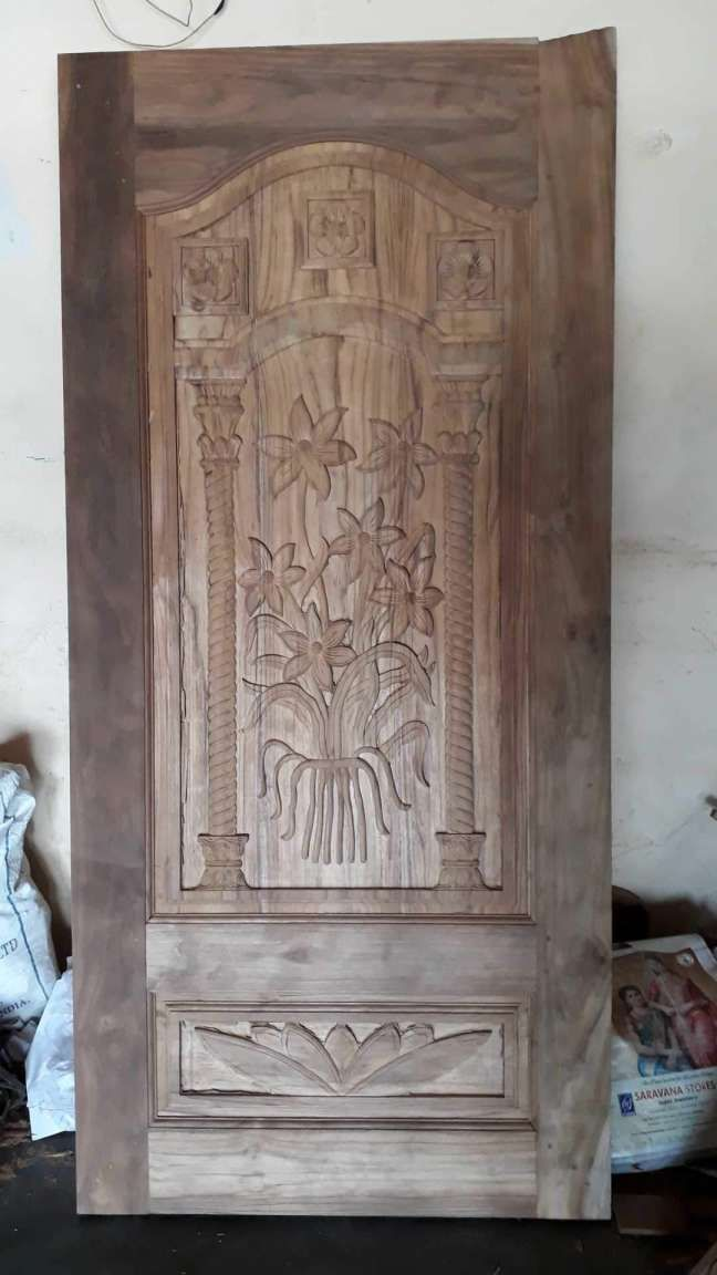 Wood Carving Designs In Chennai And Sri Perumal Wood Carving Designs Photos Vengaivasal Wood Carving Designs Door Design Wood Single Door Design