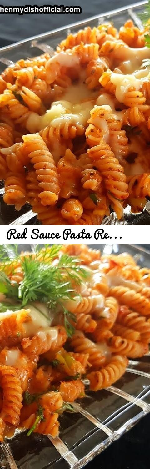 Red Sauce Pasta Recipe | Delicious And Easy Pasta In Red Sauce... Tags: homemade, my kitchen my dish, healthy food recipes, vegan recipes, pasta, pasta recipe, red sauce pasta recipe, italian pasta recipe, red sauce pasta recipe in hindi, red sauce pasta italian style, red sauce pasta indian style, red sauce pasta restaurant style, red sauce pasta with vegetables, christmas food, cooking, recipe, food, how to make pasta, pasta in red sauce, red sauce recipe, pasta recipes vegetarian, indian…