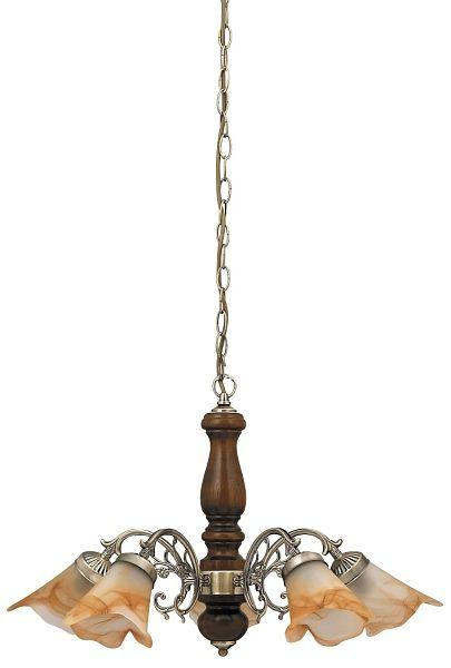Lustr/závěsné svítidlo RABALUX RA 7095 | Uni-Svitidla.cz Rustikální #lustr vhodný jako centrální osvětlení interiérových prostor od firmy #rabalux, #lustry, #chandelier, #chandeliers, #light, #lighting, #pendants