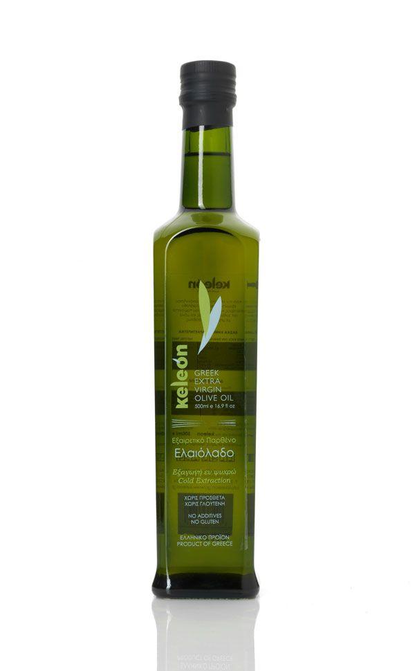 Keleon Classic Extra Virgin Olive Oil 500ml