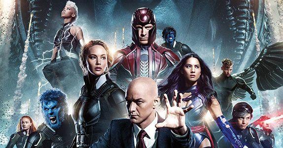 Nuovo poster di X-MEN: APOCALISSE con tutti i personaggi del film