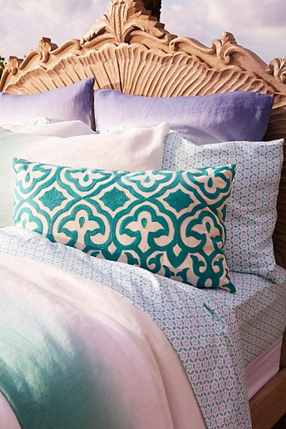Ari Medallion Pillow - anthropologie.com #anthrofave