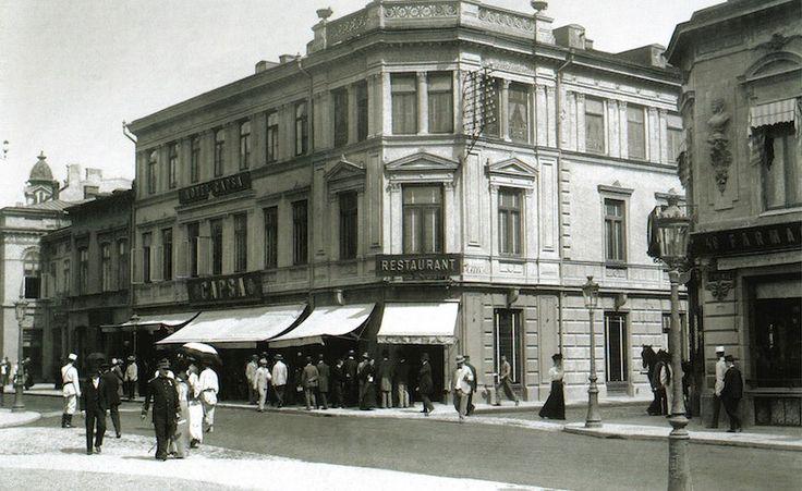 <strong>Capșa</strong> – un reper al orașului