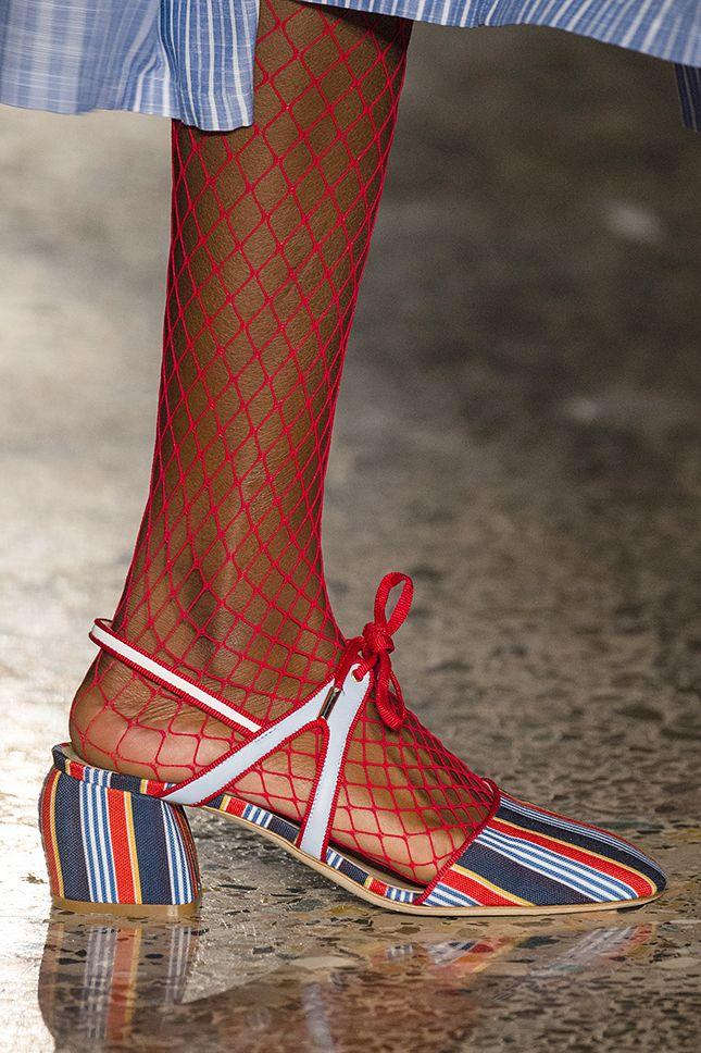 Stella Jean весна-лето 2018, 113 лучших пар обуви Недели моды в Милане