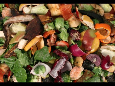 http://waysandhow.com Composting is a way of breaking down food wastes in order to make compost, which is beneficial for keeping your soil healthy so that pl...