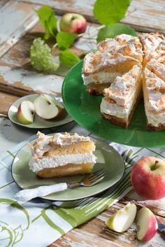 Apfel Baiser Torte Rezept Porzellan Bemalen Cake Torte Und Kuchen