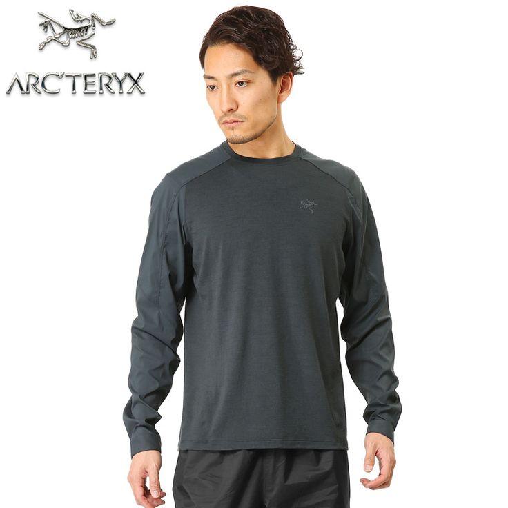 http://item.rakuten.co.jp/auc-waiper/act361506101/ ARC'TERYX アークテリクス Pelion Comp Crew LS ロングスリーブシャツ 65915  #ミリタリーセレクトショップWIP #men's #メンズ #MILITARY #T-SHIRT #Tシャツ #長袖 #longsleev