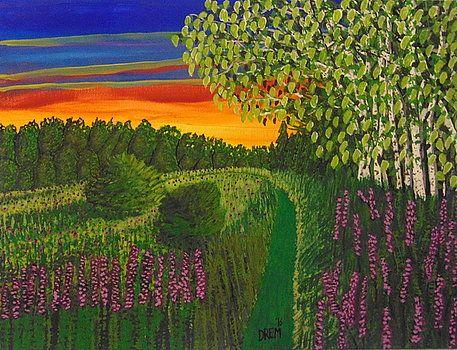 Blissful Childhood by David Manicom