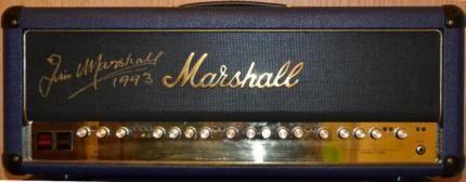 AUSSERORDENTLICHES SAMMLERSTÜCK: Marshall 6100 LE handsigniert in Nordrhein-Westfalen - Bad Salzuflen | Musikinstrumente und Zubehör gebraucht kaufen | eBay Kleinanzeigen