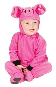 Toddler Pig Costume