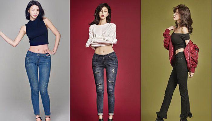 kpop legs, kpop jeans, kpop photoshoot, kpop jeans photoshoot, kpop jeans model, kpop butt, kpop jeans butt, nara jeans